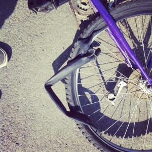 One Dead Bike.