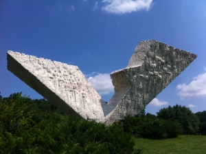 Broken Wing Monument